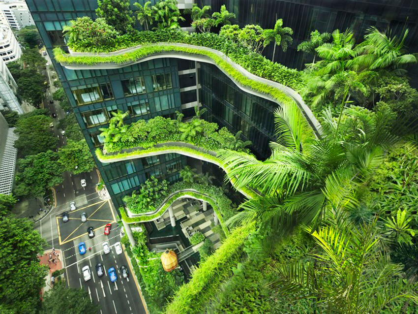10 Inspiring Sustainable Buildings for Green Architecture Fans